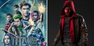 TITANS Season 3: Jason Todd's Red Hood New Look Revealed