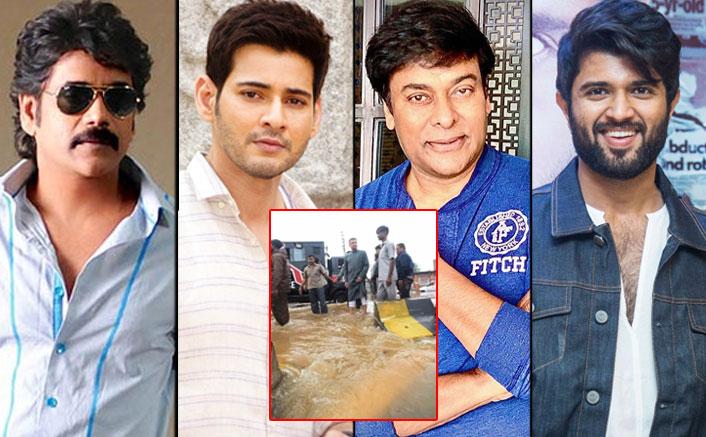 Vijay Deverakonda To Mahesh Babu, Tollywood Stars Announce Contributions For Telangana Flood Relief