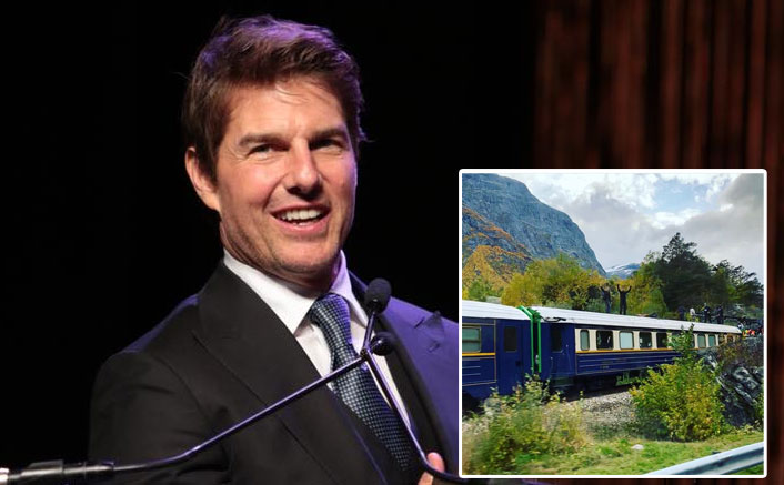 Tom Cruise's Crazy Train Stunt For Mission: Impossible 7 Goes Viral, WATCH