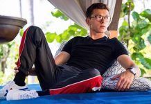 Tom Holland Rocks The Pink Hoodie Amid Picturesque Skies, Check Out!