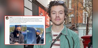#TreatHarryWithKindness Trends On Twitter & Fan Aims To Protect The Privacy Of Harry Styles
