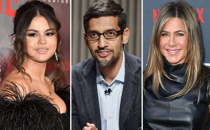 US Presidential Elections 2020: Selena Gomez Asks Google CEO Sundar Pichai To Shut Down 'Spread Disinformation', Jennifer Aniston Comes In Support