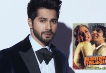 Varun Dhawan refutes reports of Namak Halaal remake