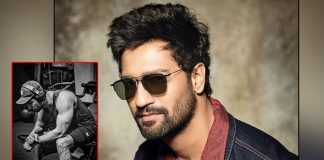 Vicky Kaushal flaunts big biceps in new snapshot