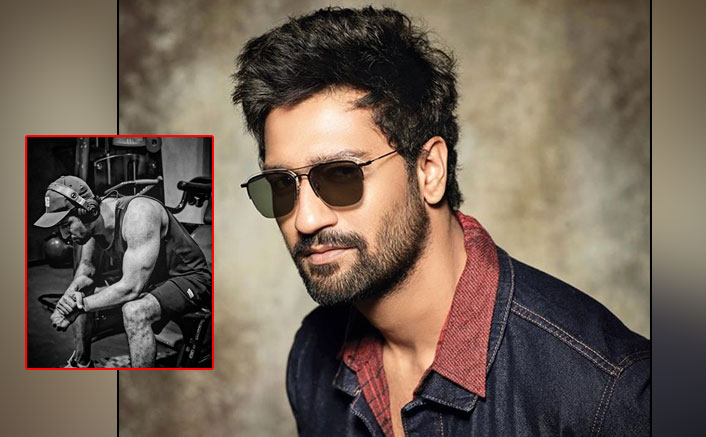 Vicky Kaushal Flaunts His Biceps In This PIC & It's A Treat Not To Be Missed!