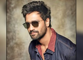 Vicky Kaushal urges fans to 'mask up'