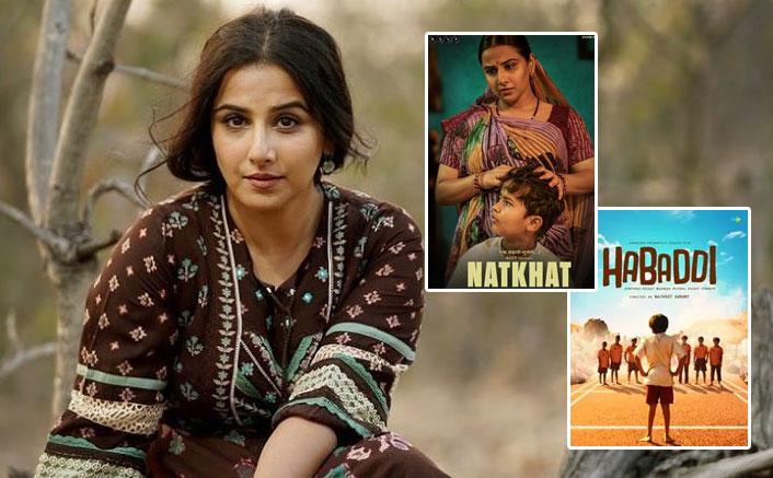 Vidya Balan's Natkhat, Marathi Film Habbadi To Open The Indian Film Festival Of Melbourne 2020