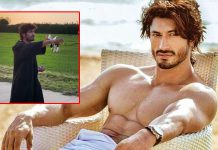 Vidyut Jammwal demonstrates his secret to speed!