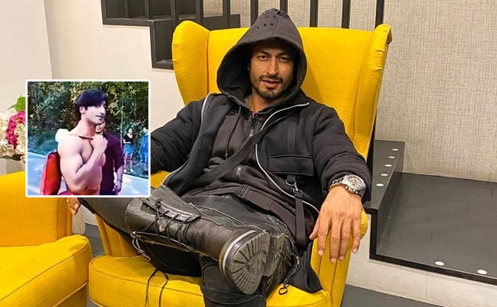 Vidyut Jammwal's Latest Fitness Video Is Specially For All His Female Fans, Watch!