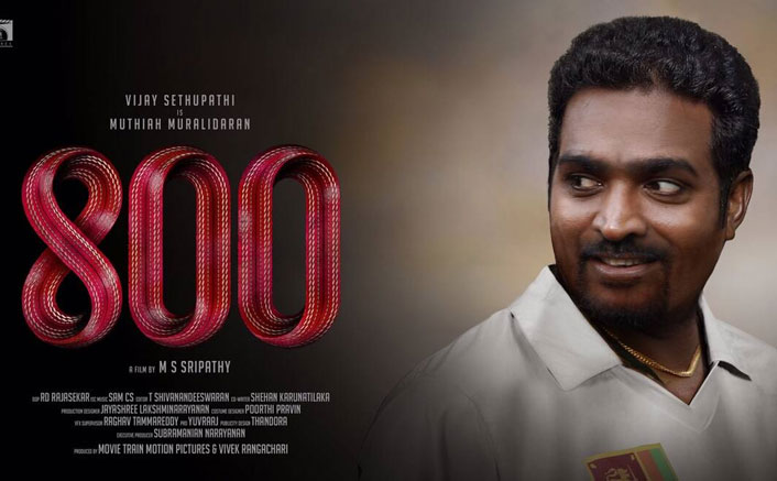 Vijay Sethupathi Wows The Audience As Muttiah Muralitharan In The Motion Poster Of 800