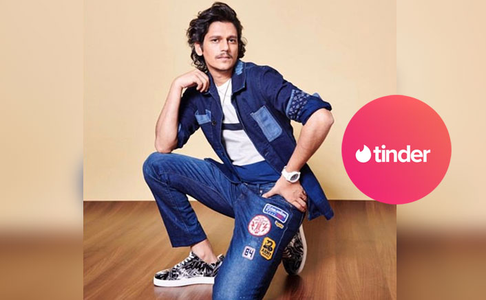 "Vijay Varma Shares His Version Of 'Mirzapur Inspired Tinder Bios' & It's Worth A Right Swipe""(Pic credit: Instagram/itsvijayvarma)"