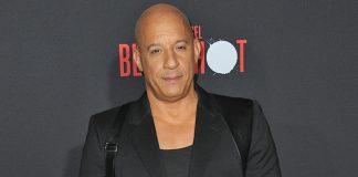 Vin Diesel on how lockdown helped him explore his musical side