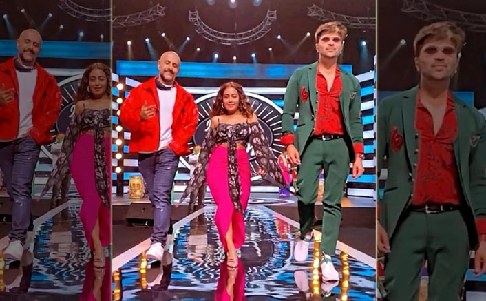 Indian Idol 12: Himesh Reshammiya, Neha Kakkar & Vishal Dadlani Return As The Judges Of The Show