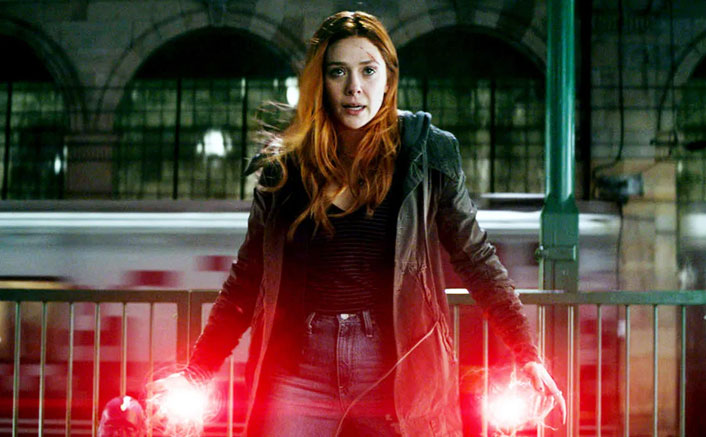 """WandaVision: Elizabeth Olsen AKA Scarlett Witch On Vision's Role: """"I Tell My Friends, But I Can't Tell You""""(Pic credit: Movie Still)"""