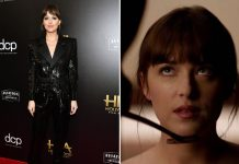 WHAT! When Dakota Johnson Refused To Use A Body Double For Her N*de Scenes In Fifty Shades