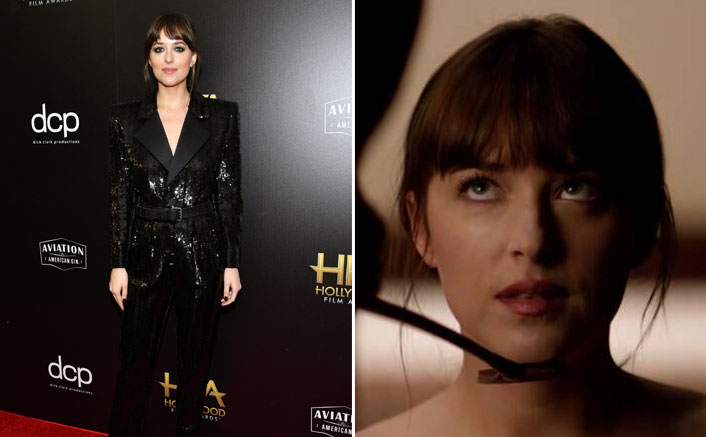 WHAT! When Dakota Johnson Refused To Use A Body Double For Her N*de Scenes In Fifty Shades(Pic credit: Getty Images)
