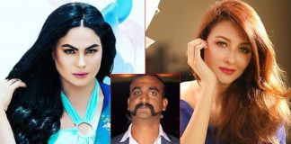 When Bhabiji Ghar Par Hain Fame Saumya Tandon Addressed Veena Malik As 'Him' Over Her Disgusting Tweet On Pilot Abhinandan