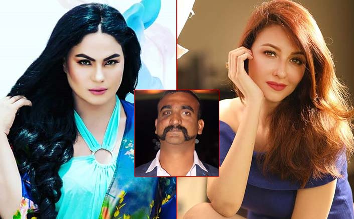 When Bhabiji Ghar Par Hain Fame Saumya Tandon Addressed Veena Malik As 'Him' Over Her Disgusting Tweet On Pilot Abhinandan