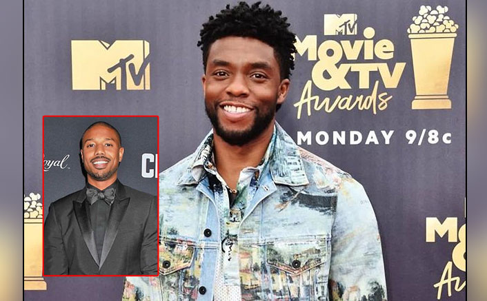 When Black Panther Actor Chadwick Boseman Was Fired & Replaced By Michael B Jordan