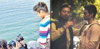 When Irrfan went behind the camera for son Babil