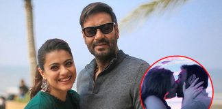 "When Kajol REACTED To Ajay Devgn's Kissing Scene In Shivaay: ""He Did Not Tell Me…"""