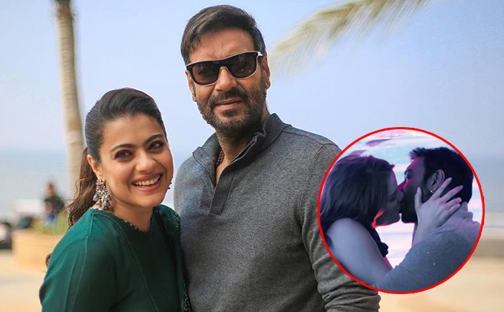 """When Kajol REACTED To Ajay Devgn's Kissing Scene In Shivaay: """"He Did Not Tell Me…"""""""