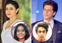 When Kajol Reacted To Daughter Nysa Eloping With Shah Rukh Khan's Son Aryan!