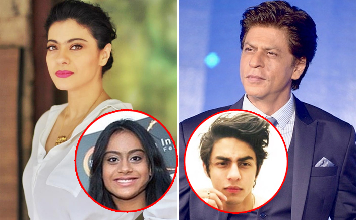 When Kajol Reacted To Daughter Nysa Eloping With Shah Rukh Khan's Son Aryan!