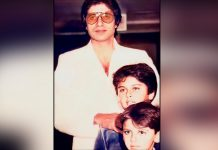 When little Adnan Sami met Big B