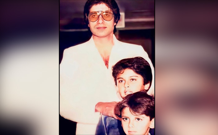#ThrowbackThursday: Adnan Sami Shares An 'OLD Is GOLD' Pic With Amitabh Bachchan
