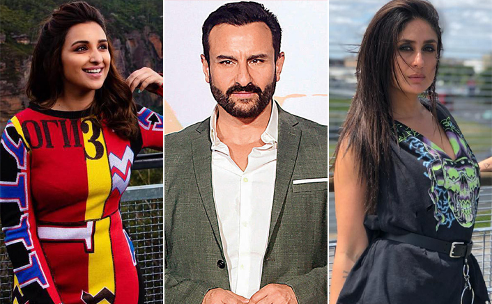 "When Parineeti Chopra Confessed She's In Love With Saif Ali Khan, ""Told Kareena Kapoor That I…"""