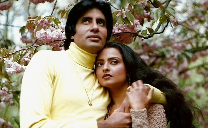 "When Rekha Beautifully Defended Amitabh Bachchan On Denying Having An Affair: ""He Did It To Protect His Image"""