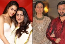 When Sara Ali Khan Revealed How Amrita Singh Reacted To Saif Ali Khan's Wedding To Kareena Kapoor Khan; READ