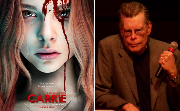 When Stephen King Called The Movie Version Of 'Carrie' Is Better Than His Book