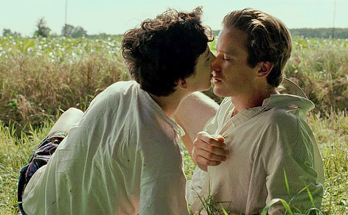 When Timothée Chalamet & Armie Hammer Had Passionate Make Out Session Before Shooting Call Me By Your Name!