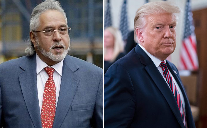 "When Vijay Mallya Mocked Donald Trump Upon Comparisons: ""I Am Not Yet Anywhere Near Bankruptcy"""