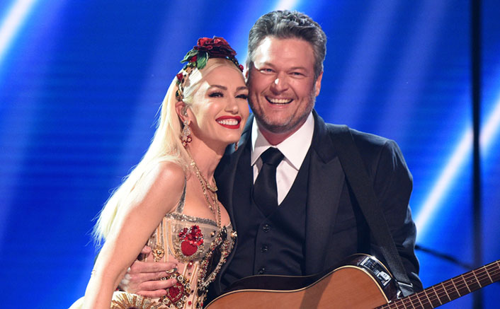 WHOA! Blake Shelton & Gwen Stefani Are Engaged & Their Proposal Pic Could Be ANY Of Us