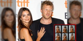 WHOA! Emily Ratajkowski & Husband Sebastian Bear McClard Are Pregnant With Their First Child