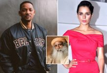 Will Smith Shares His Dinner Video With Sadhguru; Kangana Ranaut Heaps Praise The Actor's Spirituality!