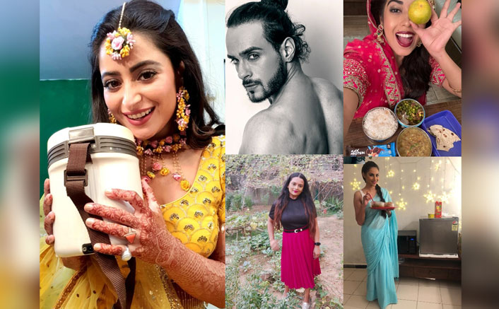World Food Day: Angad Hasija, Aishwarya Sharma & Other TV Stars Reveal What's In Their Dabbas!
