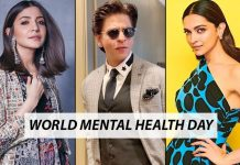 World Mental Health Day 2020: From Deepika Padukone To Shah Rukh Khan - 5 Celebrities Who Won The Battle Over Depression