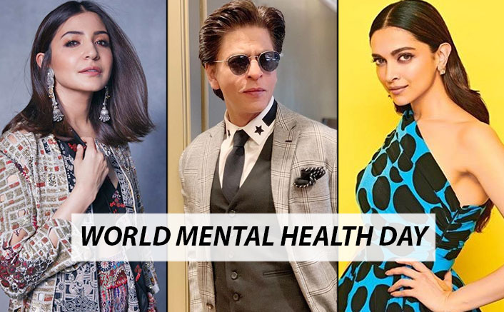 World Mental Health Day 2020: From Deepika Padukone To Shah Rukh Khan – 5 Celebrities Who Won The Battle Over Depression