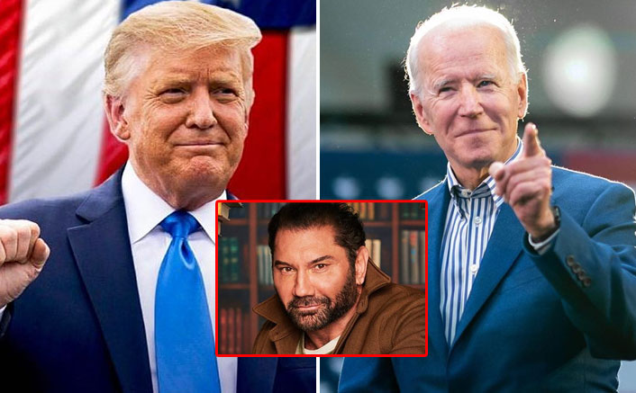 WWE Legend Batista Supports Joe Biden For The US Elections; Takes A Dig At 'Bully' Donald Trump