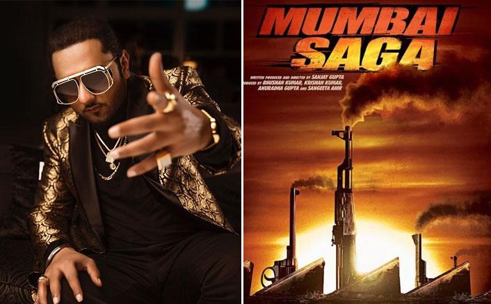 Yo Yo Honey Singh is all set to make a blockbuster comeback with Shor Macheygaa in Bhushan Kumar, Sanjay Gupta's Mumbai Saga.(Pic credit: Instagram/yoyohoneysingh)