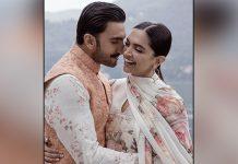 5 Cute Moments Of Deepika Padukone & Ranveer Singh That Screams Love!
