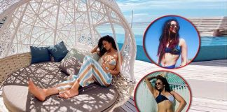 5 Times Rakul Preet Singh Soar The Temperature With Her Bikini Pics