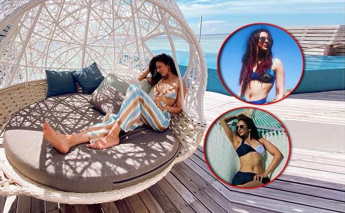5 Times Rakul Preet Singh Soar The Temperature With Her Bikini Pics