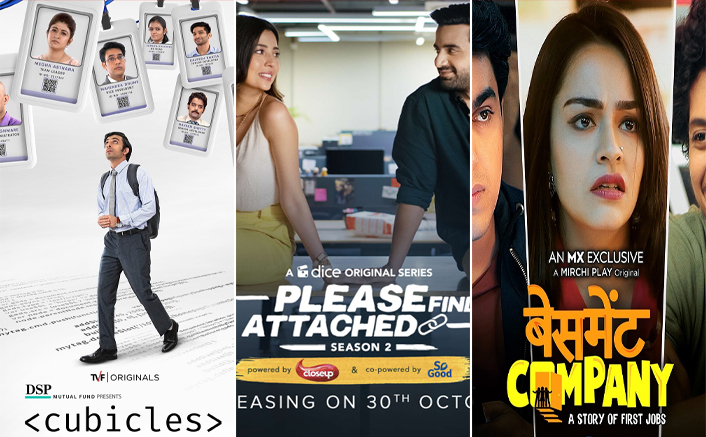 From TVF Cubicles To MX Player Basement Company, 5 Workplace Shows To Binge On, If You Miss Going To The Office