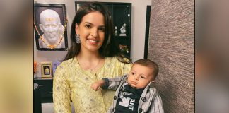 Natasa Stankovic talks of weight loss post pregnancy