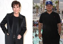 Kris Jenner Is A Proud Mommy, Calls Son Rob Kardashian A 'Wow' Dad!